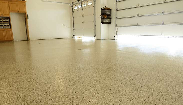 In just 24 hours, our certified crews can have your new garage floor ready for the toughest use.