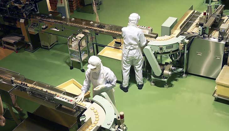 Your food processing facility should be easy to clean!