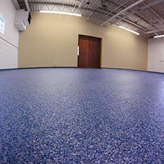Quartz Floor Coating