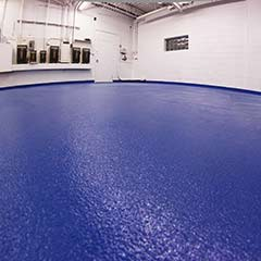 Polyurea Shopfloor Coating